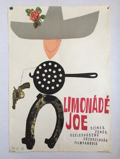 Stepan, Bohumil - Lemonade Joe, 1964