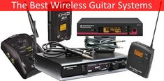 Here's a really good roundup of Wireless Guitar Systems