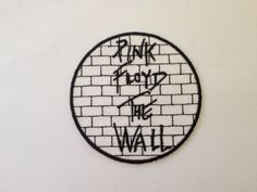 PINK FLOYD Iron On Patch Rock Band Embroidered by Rocknsportstore, $5.99