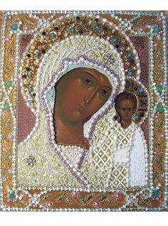 Ubrus.ru Kazan Icon of the Mother of God