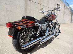 eBay: 2007 Harley-Davidson Dyna 2007 Harley Davidson Dyna Wide Glide Twin Cam 96 Clean Title! Custom Paint! #harleydavidson