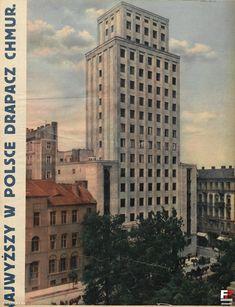 Warszawa Przedwojenna - zdjęcia, filmy i pocztówki
