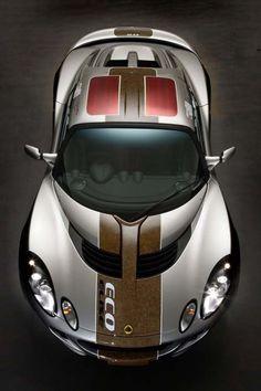 Lotus Car - Hemp Technology