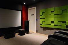 Soundtect Cubism home cinema