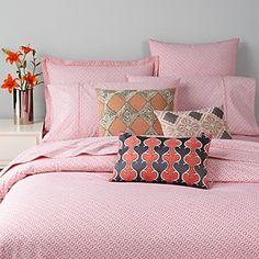 JR by John Robshaw Heath Pink Bedding | Bloomingdale's --  $229