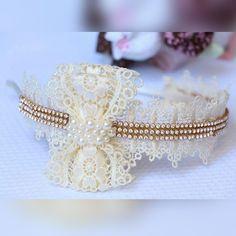 Meninas estou sem palavras pra definir a beleza dessa tiara. É impressionante…