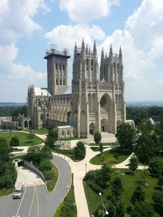 This massive cathedral — the sixth largest in the world — was started in 1907 but only finished construction in 1990. Designed in the gothic style, the Washington National Cathedral is also surrounded by gardens, which both travelers and experts alike seem to be delighted by. Today, you can tour it any day of the week, though it's only open for worship on Sunday mornings.