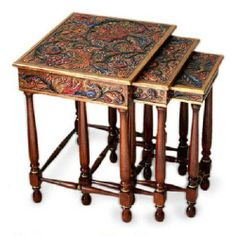Nesting End Tables Styles and Various