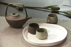 安藤忠雄簡雅的清水模建築 - Google Search Ceramic Teapots, Ceramic Vase, Paint Color Schemes, Tea Culture, Cuppa Tea, Nanjing, Tea Art, Tea Bowls, Tea Ceremony