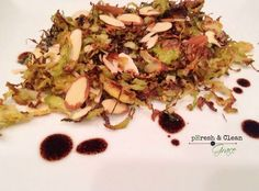 Plan to Eat - CRISPY BRUSSELS WITH BALSAMIC GLAZE - mschladant