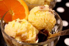 inghetata de casa Dessert Drinks, Dessert Recipes, Desserts, Yummy Food, Tasty, Homemade Ice Cream, Food Dishes, Parfait, Sorbet