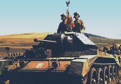 10Dyw - 1st Armoured Division (Poland).Haddington 1943.