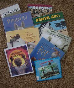 Kenya books