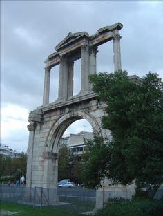Athens, Hadrian's Arch