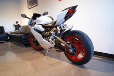 Used 2015 Ducati SUPERBIKE 899 PANIGALE Motorcycles For Sale in Nebraska,NE. Up for sale is a beautiful and well maintained 2015 Ducati 899 Panigale in the arctic white silk color scheme. A Superbike with incredible performance that is designed not only to dominate the racetrack, but also the street. This 899 already has the fender kit and dark smoke windscreen to enhance the agile and sexy nature of the Panigale design. The tank and key areas of the bike where the rider touches the bike…