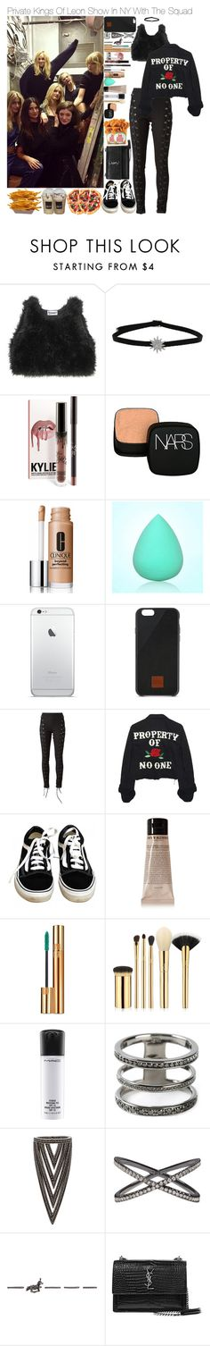"""""""Sin título #235"""" by novemberfourteen ❤ liked on Polyvore featuring beauty, NARS Cosmetics, Clinique, Native Union, A.F. Vandevorst, High Heels Suicide, Vans, Grown Alchemist, Yves Saint Laurent and tarte"""