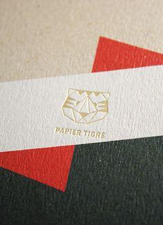 Bureaucrat A4 Notebook by Papier Tigre (detail)