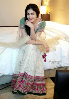 Actress Adah Sharma Photos in Lehenga 1 Adah Sharma, Pakistani Outfits, Indian Outfits, Hot Actresses, Beautiful Actresses, Indian Celebrities, India Beauty, Indian Designer Wear, Indian Girls
