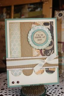 Still loving this idea of strips of B&T; on a card.  Finding lots and lots of versions of it!!!