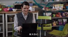 New trending GIF on Giphy. silicon valley laptop startup internship zach woods jared dunn bring your own computer byoc. Follow Me CooliPhone6Case on Twitter Facebook Google Instagram LinkedIn Blogger Tumblr Youtube