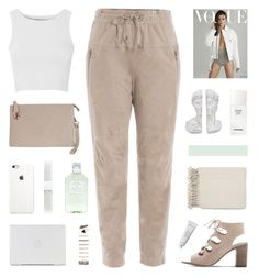 """""""//l a c e u p s a n d a l s//"""" by lion-smile ❤ liked on Polyvore featuring Glamorous, Brunello Cucinelli, Steve Madden, Surya, Chanel, Byredo, Forever 21, Humble Chic and Forever New"""