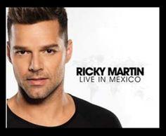 """Chicas sibarita Ricky Martin regresa con su tour """"Live in México"""" 2014. No te lo puedes perder."""
