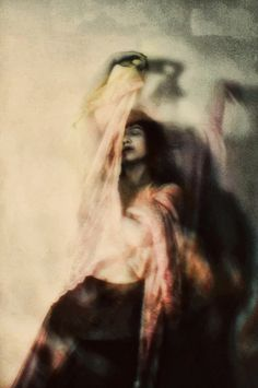 ☽ Dream Within a Dream ☾ Misty Blurred Art and Fashion Photography - Amber Ortolano
