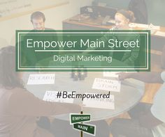 Contact Empower Main Street for all of your digital Marketing needs! Empower Main Street also has a design team that will create custom designed websites and comprehensive one on one SEO. Visit our website www.empowermainstreet.com or call 860-227-1754 to find out more or to schedule a free consultation. #EmpowerMainStreet #DigitalMarketing #LocalsHelpingLocals #SocialMedia #BeEmpowered