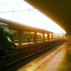 #station #train #padova #italy #italia #treno #stazione