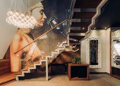 EN - Located in the historic and cultural centre of Odessa, Uno Design Hotel is a project by designer Nunzio Da Vià. The design concept took into account the original architecture of the historic building whose style soaks up the Neo-Baroque...