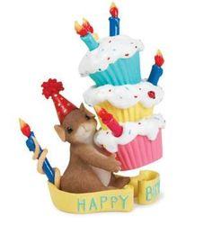 Happy Birthday Charming Tails Artist Dean Griff