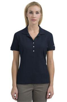 Nike Golf - Ladies Pique Knit Polo just for $32.79 at marudas.com