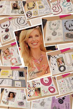 Premier Designs Jewelry Brand New 2013 Spring Line!!!!