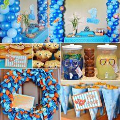 DIY Digital Customized Finding Nemo Party Pack Bundle. $45.00, via Etsy.