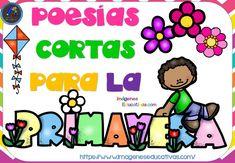 Poesías infantiles de la primavera - Imagenes Educativas