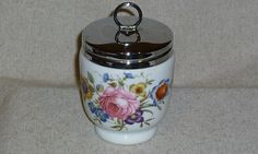 Vintage Egg Coddler Royal Worcester Bournemouth by citycottage on Etsy - less than $25! Click now for details.