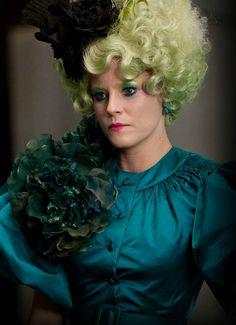 """Effie Trinket """"The Hunger Games"""""""