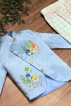 Kids Dress Wear, Dresses Kids Girl, Baby Dresses, Kids Outfits, Kids Clothes Boys, Kids Clothing, Kids Girls, Kids Dress Patterns, Clothes Patterns