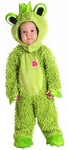 Baby and Toddler Frog Prince Costume - 6-12 Months