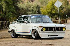 1974 BMW 2002 Turbo - Silodrome