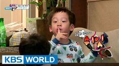The Return of Superman - Lee Seojun's morning interview