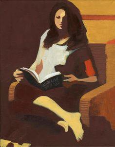Chase, Jamie (1955-...) Sasha reading 1