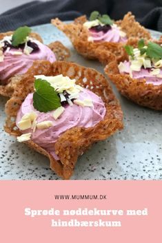 Wine Recipes, Snack Recipes, Cooking Recipes, Feel Good Food, Love Food, Delicious Desserts, Yummy Food, Cooking Cookies, Danish Food