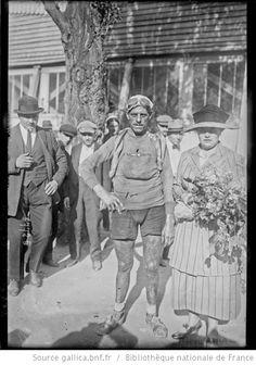 Léon Scieur, gagnant du Tour de France 1921