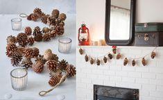 Мастерица знает как сэкономить на новогоднем декоре. Она превратила свой дом в сказку Christmas And New Year, Christmas Wreaths, Mirror, Halloween, Holiday Decor, Furniture, Home Decor, Decor Ideas, Holidays