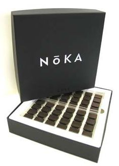Noka Chocolate - One of the most expensive chocolates in the world.