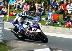 William Dunlop finished fifth in Sunday's RST Superbike TT (Photo: Dave Norton)