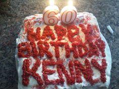 Happy Birthday Kenny Cupcake Cakes, Cupcakes, Happy Birthday, Birthday Cake, Liverpool Football Club, Themed Cakes, Waffles, Breakfast, Food