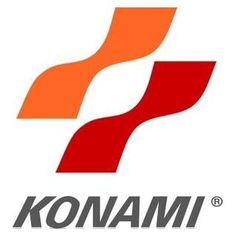 An older logo for Konami, a game development company known for classic franchises such as Castlevania and Contra, among others. The company was established in 1973.