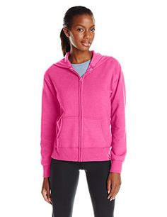 Women's Full Zip Fleece Hoodie